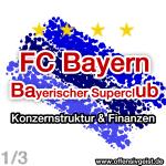 FC Bayern München - Konzernstruktur & finanzielle Lage