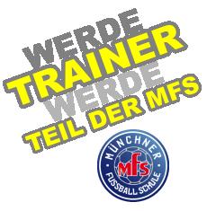 MFS Trainer gesucht